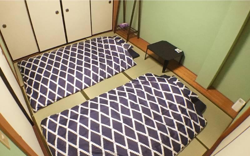 敷布団のイメージ